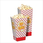 Gold Medal 2058 1.75 oz Large Scoop Disposable Popcorn Boxes