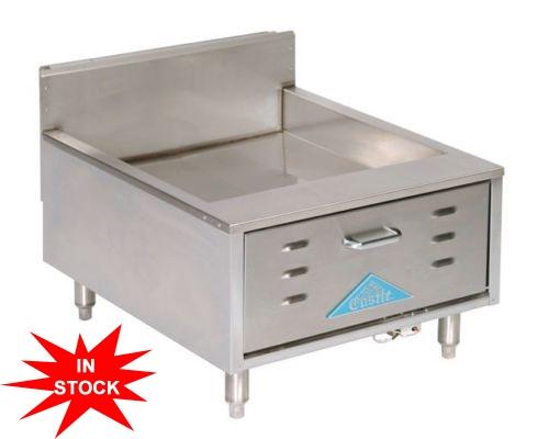 Comstock Castle 2923sf 23 Gas Funnel Cake Fryer Lp In Stock