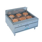 "Comstock-castle 2932SF 32"" Gas Funnel Cake Fryer, LP - IN STOCK"
