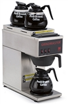 Grindmaster CPO-3P-15A Portable Coffee Brewer with 3 Warmers
