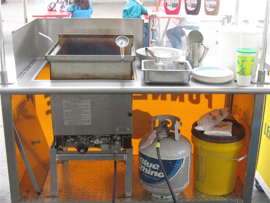 Funnel Cake Amp Fried Oreos Cart
