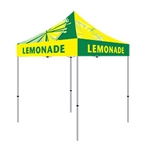 10x10 Lemonade Concession Tent