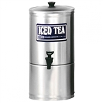 Cecilware 2 gal. Stainless Steel Iced Tea Dispenser- S2