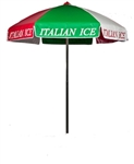 Italian Ice Umbrella