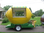 Fully Contained Lemonade with Trailer